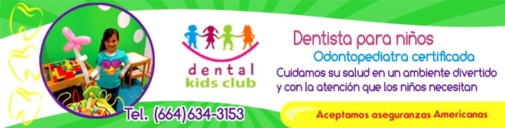 Dentista para niños, Dental kids Club